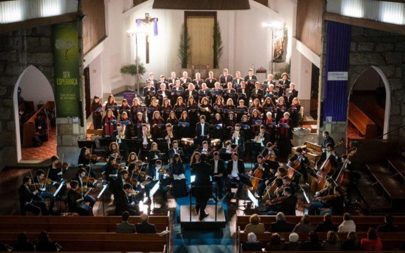 Música | Orquestra de Guimarães encerra Festival Internacional de Música Religiosa com 'Requiem da Paixão'