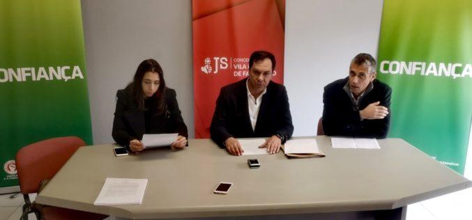 PS Famalicão | Rui Faria: Oções da autarquia deixam mais perguntas do que respostas no Relatório de Contas 2018