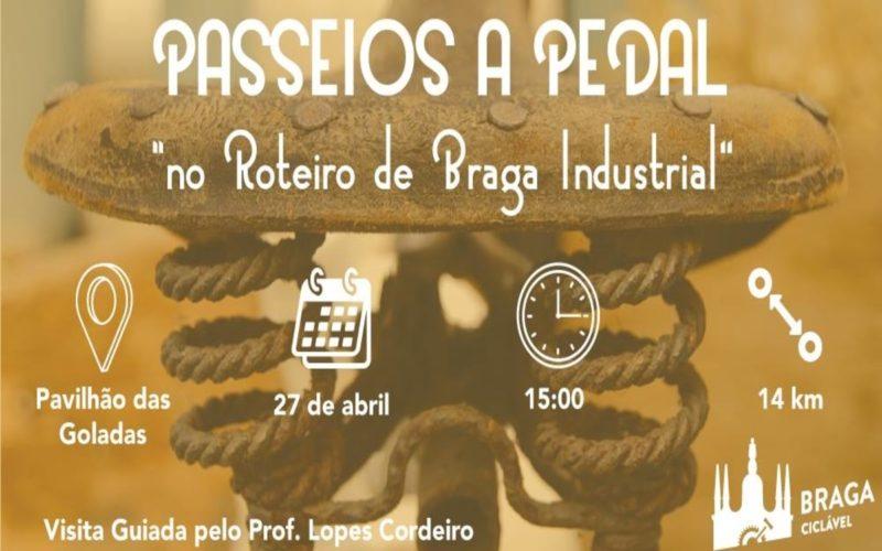 Biking | Braga Ciclável propõe passeio por Roteiro de Braga Industrial