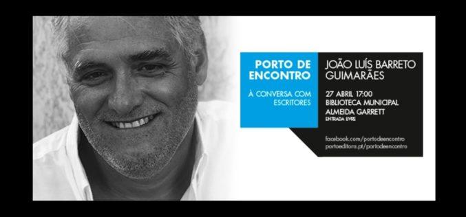 À Conversa | João Luís Barreto Guimarães vai ao 'Porto de Encontro'