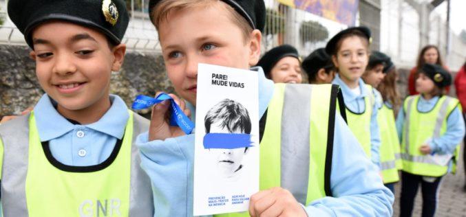Segurança | Dizer 'STOP' aos maus-tratos na infância em Famalicão