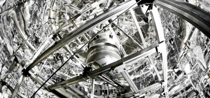 Física | Projeto Xenon mede vida de isótopo radioativo um bilião de vezes mais velho que o Universo