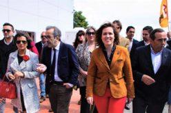 PSD | Candidata ao Parlamento Europeu Lídia Vieira visita Famalicão