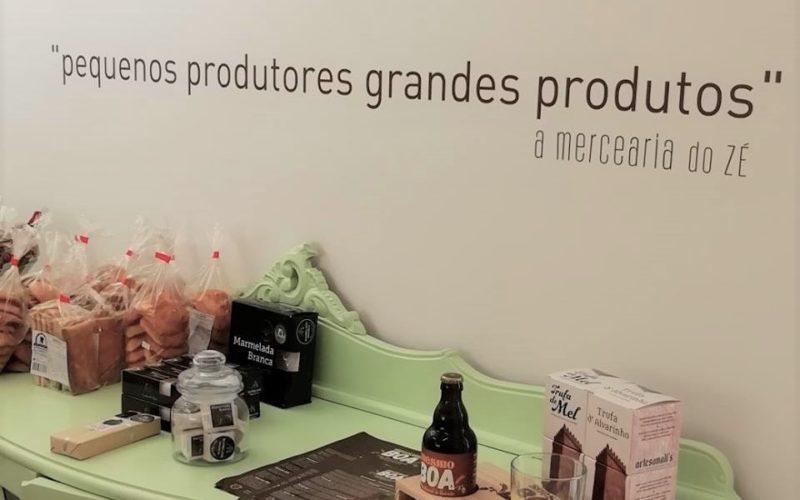 Negócios | 'A Mercearia do Zé' abre as portas em Creixomil