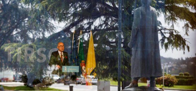 25 de Abril | Política de proximidade para afastar populismo marca sessão solene em Santo Tirso