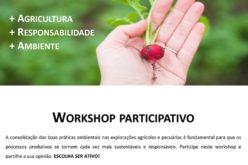 Ambiente | Póvoa de Varzim promove encontros sobre responsabilidade ambiental agrícola e pecuária