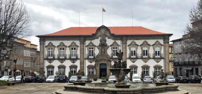 Reabilitação | Restauro dos Paços do Concelho de Braga recebe Menção Honrosa