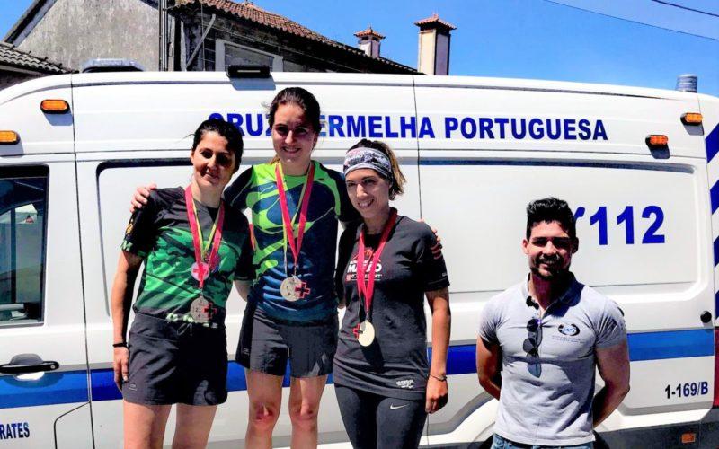 Atletismo | Sandra Castro, dos Pó na Lama Trail Runners, vence Trail Solidário CVP Macieira de Rates nas categorias