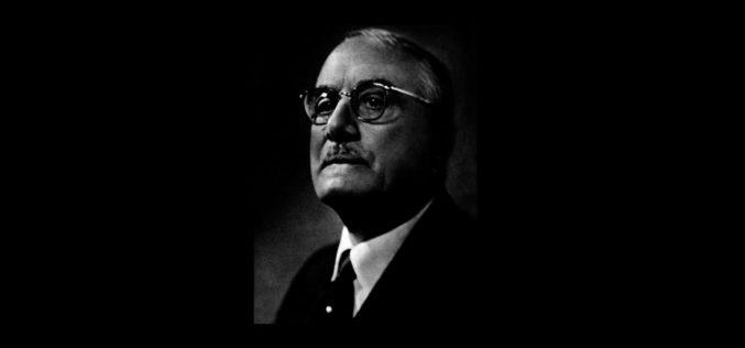 Pensadores | Museu Bernardino Machado evoca António Sérgio cinquenta anos depois da sua morte