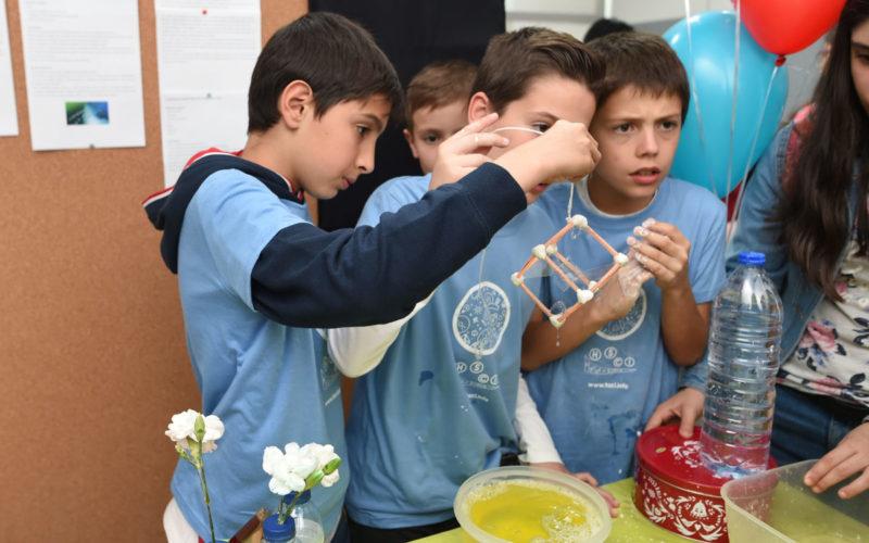 Ensino   'Há Cientistas na Escola' assinalou abertura à comunidade em Dia do Agrupamento André Soares