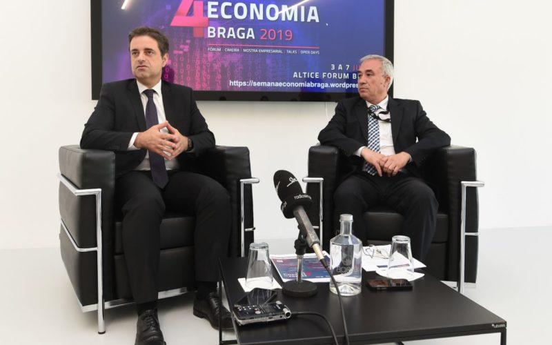 Negócios | De Braga para o mundo, 'Economia & Talento' mostra dinâmica empresarial em Semana da Economia