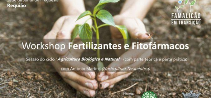 AgroBio | 'Fertilizantes e Fitofármacos' apresentados em Requião por António Martins