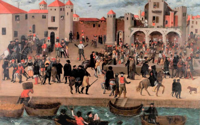 História | Meirinhos e Quadrilheiros, os polícias da Idade Média, e seus congéneres europeus