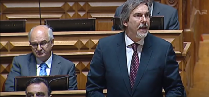 PSD | Emídio Guerreiro considera que Plano Ferroviário Nacional proposto pelo Bloco é oportunismo político