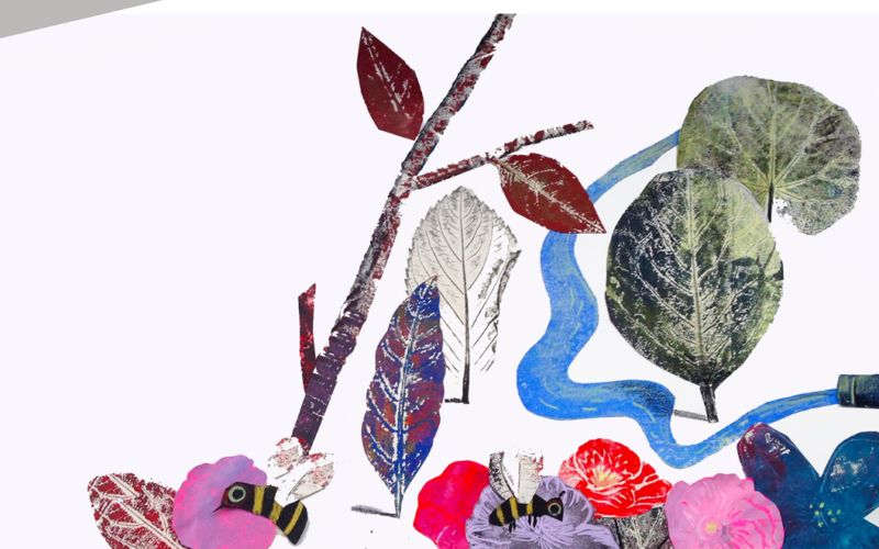 Exposição | Evelina Oliveira revela universo poético de Sophia em 'A Menina da Terra e do Mar'