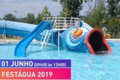 Tempo Livre | No Dia da Criança, Festágua fomenta convívio em Guimarães