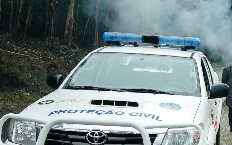Aviso   Braga e Guimarães alertam para riscos de incêndio até 30 de maio