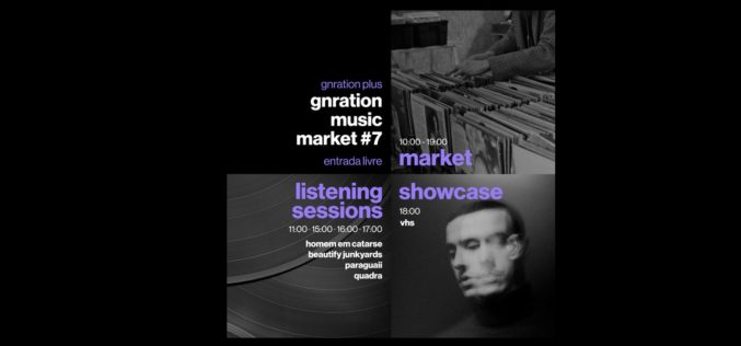 Melomania | 'Mercado da Música' está de regresso ao Gnration