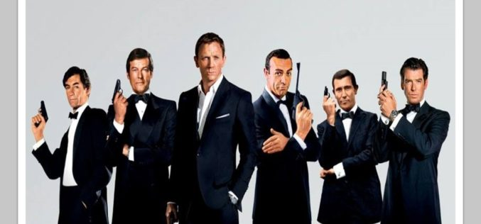 Cinema | Agente 007: My name is Bond, James Bond…