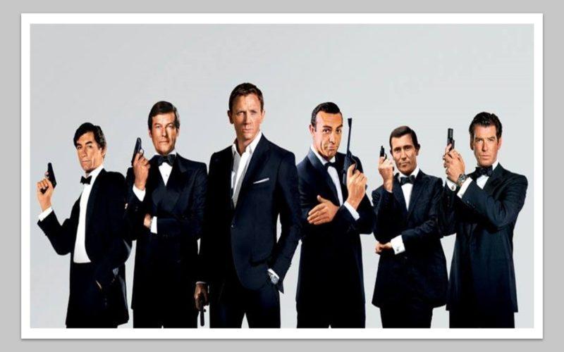 Cinema   Agente 007: My name is Bond, James Bond…