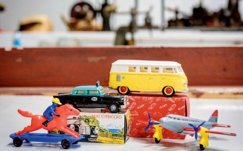 Tradições | 'Brinquedo Tradicional Português' mostra-se ao público em Vila das Aves