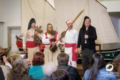 Museus | 'Da serra para o mar' desfila a Camisola Poveira, rainha da Póvoa de Varzim
