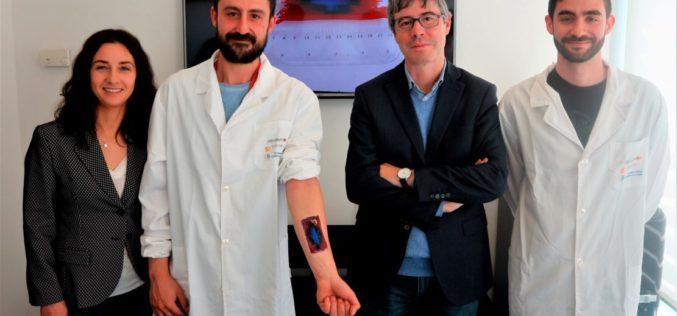 Inovação | Penso inteligente para cicatrizar feridas