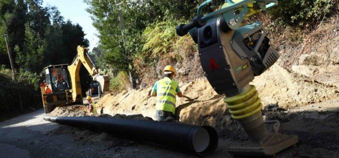 Obras | Paulo Cunha: Não descansaremos enquanto não atingirmos a cobertura total da rede de saneamento básico