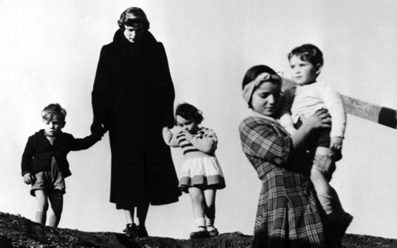 Lucky Star | Europa 51 (1952) de Roberto Rossellini