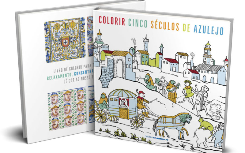 Livros | 'Cinco séculos de azulejo' dá asas à imaginação