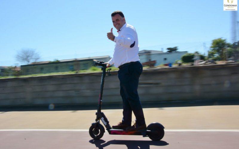 Mobilidade | Trotinetas elétricas são realidade em Gondomar