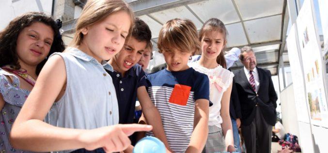 Ensino | Máquinas sonhadas por alunos do 1º Ciclo colocam Famalicão na vanguarda da inovação
