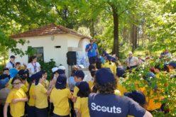 Escutismo | 'Agir' foi lema do Scoutirso 2019