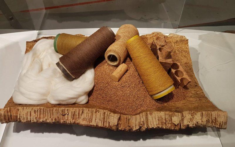 Marca | 'Cork.a.tex-Yarn' coloca Têxteis Penedo e Sedacor no topo da inovação mundial