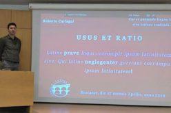Línguas | Uma conferência em Latim