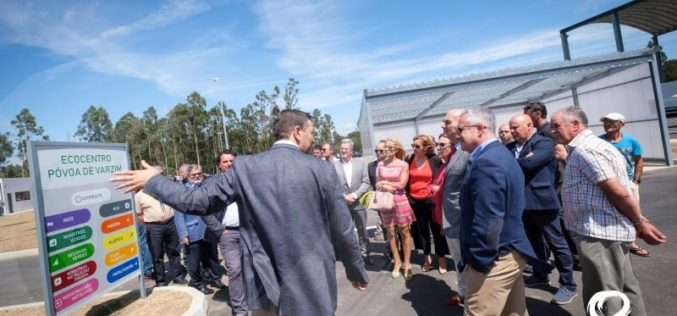 Resíduos | Aires Pereira: Lipor tem o sonho de se transformar em empresa produtora