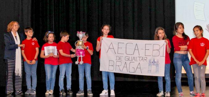 Ensino | EB de Gualtar (Braga) vence 'Vamos contar uma história'