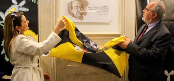 Reconhecimento | Francisco Sampaio homenageado pelo Município de Viana do Castelo