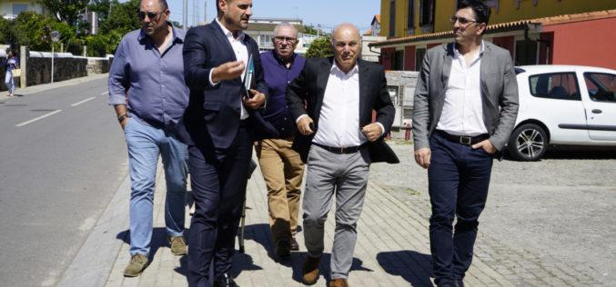 Investir | Benjamim Pereira inicia ciclo de visitas a freguesias de Esposende