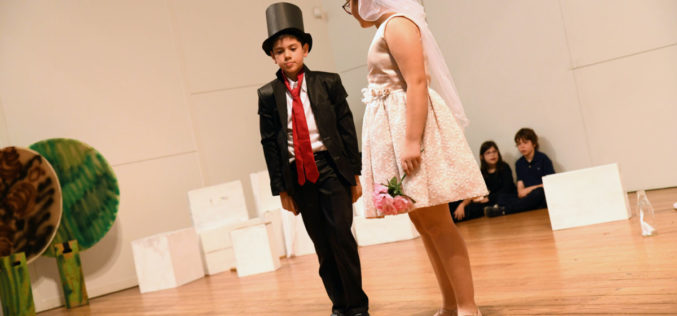 Ensino | Camilo inspira pequenos autores, ilustradores e atores