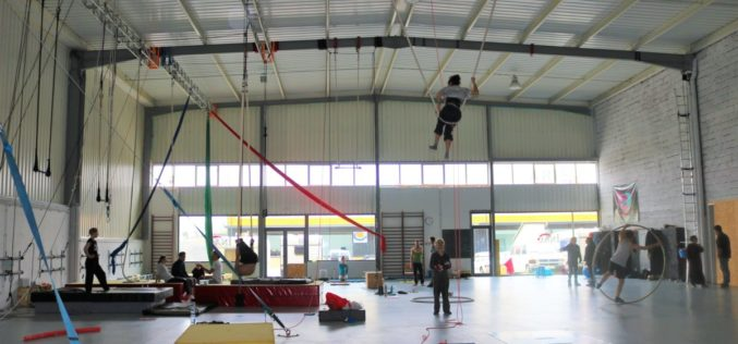 Reportagem | INAC: a  escola onde o circo é uma família