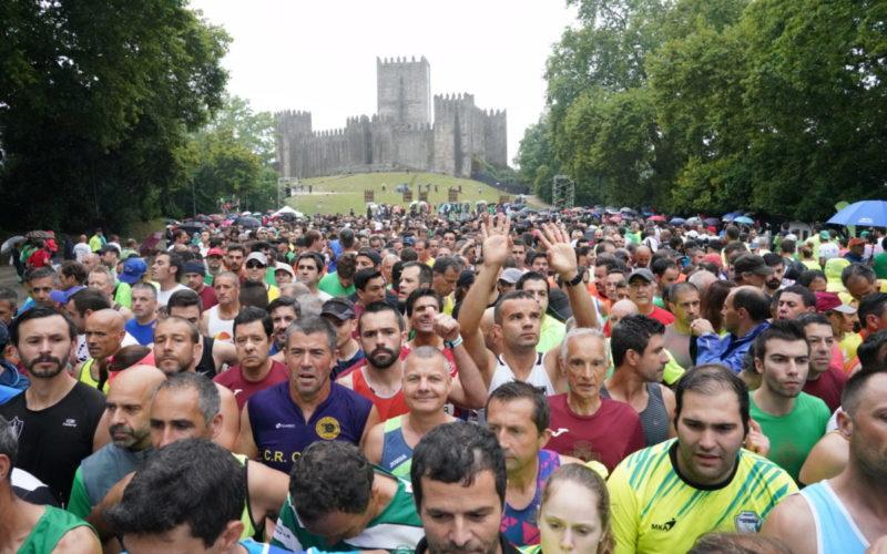 Atletismo | Monica Gutiérrez e Nuno Lopes venceram 'Corrida dos Conquistadores' em Guimarães
