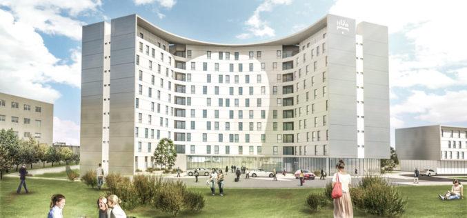 Construção | Gabriel Couto constrói maior residência universitária da U.Hub em Portugal