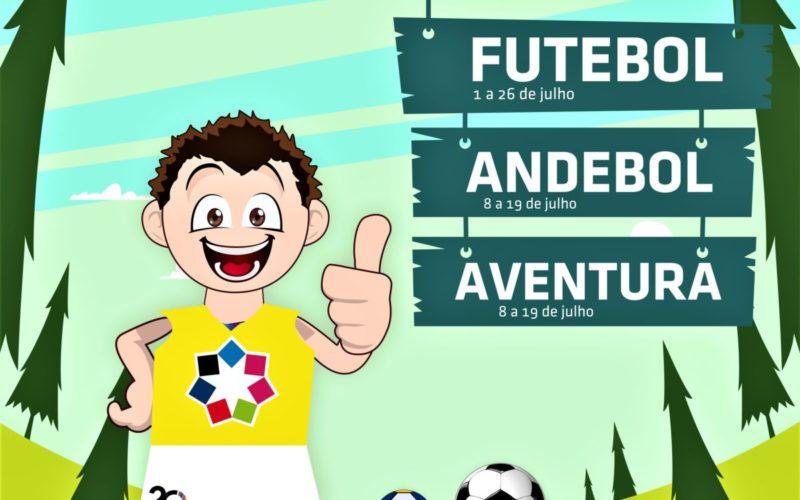 Férias Letivas   Tempo Livre de Guimarães oferece oficinas de futebol, andebol e aventura