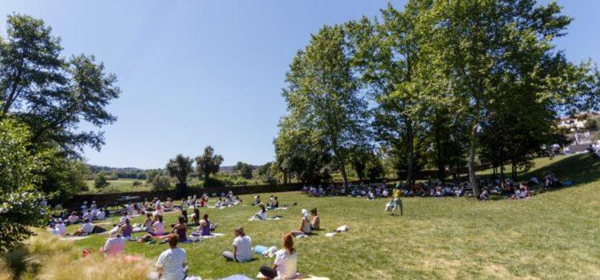 Exercício | Praticar yoga e pilates em Santo Tirso durante o Verão