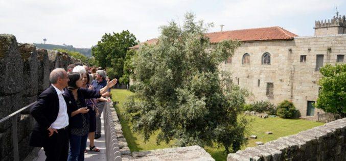 Património | Percurso Pedonal do adarve da Muralha inaugurado em cerimónia pública