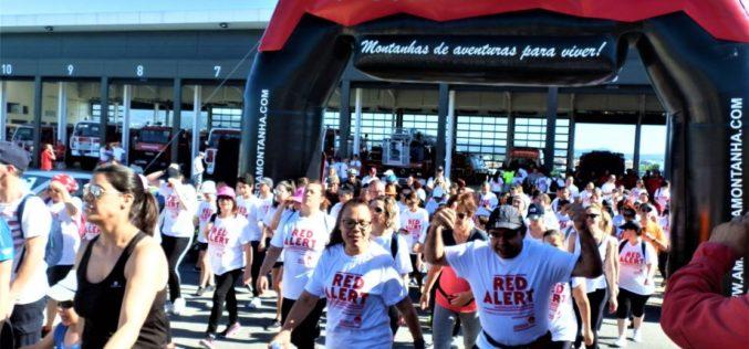 Solidariedade | Amigos da Montanha 'Red Alert', desporto e convívio em favor dos Bombeiros Voluntários de Barcelinhos