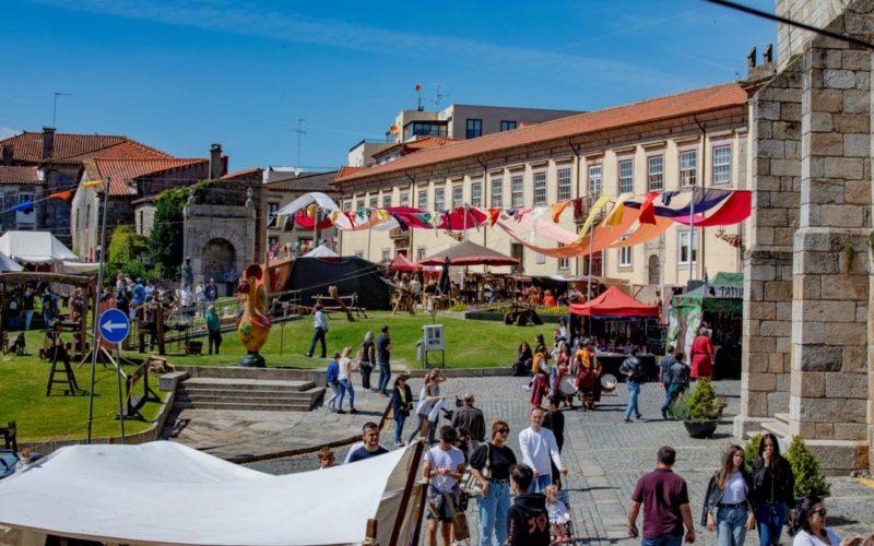 Recriação | 'Barcelos Cidade Medieval' ganha público e dimensão com extensão a Barcelinhos
