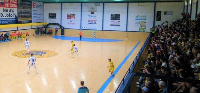 Futsal | Candoso é campeão nacional da II Liga