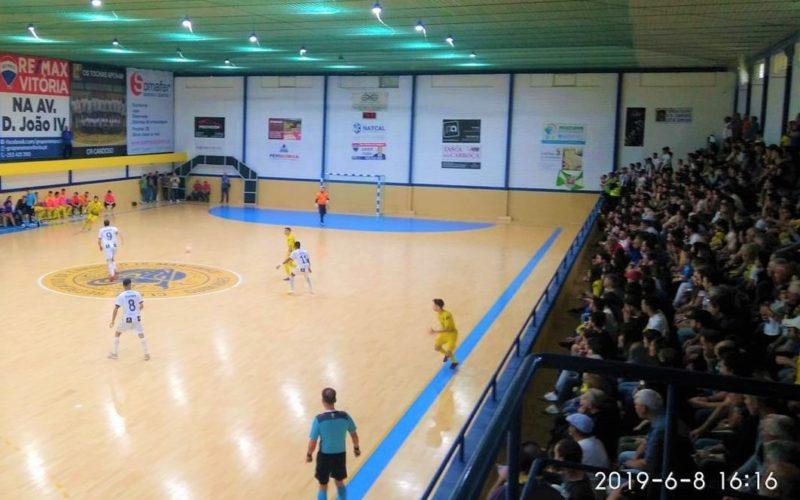 Futsal   Candoso é campeão nacional da II Liga